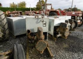 lot waterpompen met elct motor